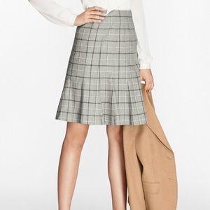 Brooks Brothers 346 Wool Skirt
